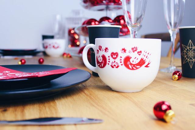 das perfekte weihnachtsessen und die perfekte tischdekoration veganes weihnachtsmen. Black Bedroom Furniture Sets. Home Design Ideas